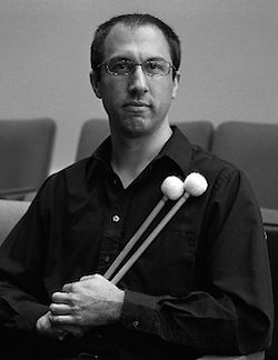 Matthew Beaumont, percussion