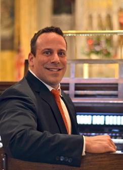 Mark Pacoe, organ