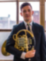 Lawrence DiBello, French horn