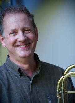 Jeffrey Caswell, bass trombone [Photo credit: Matt Dine]