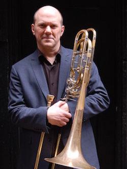 Jeff Nelson, trombone
