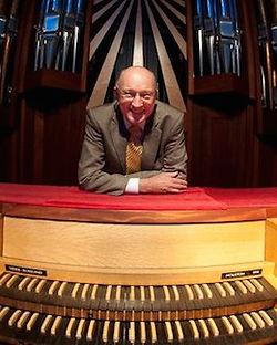 James Wetherald, organ