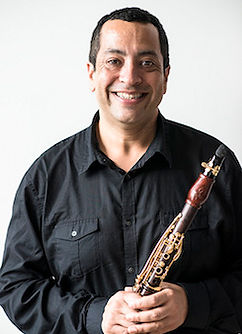 David Sapadin, clarinet
