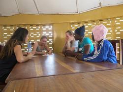 Workshop med ungdomsklubber