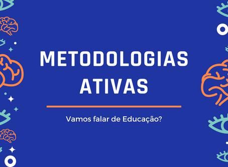 Metodologias Ativas - Websérie no YouTube