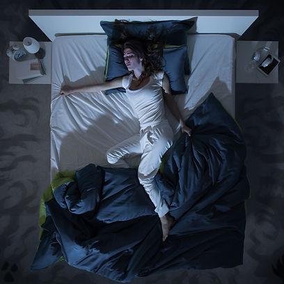 Insomnia, night sweats