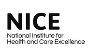 National Institute for Health & Care Excellence logo