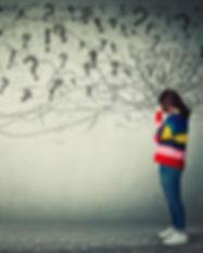 woman feeling stressed & anxious