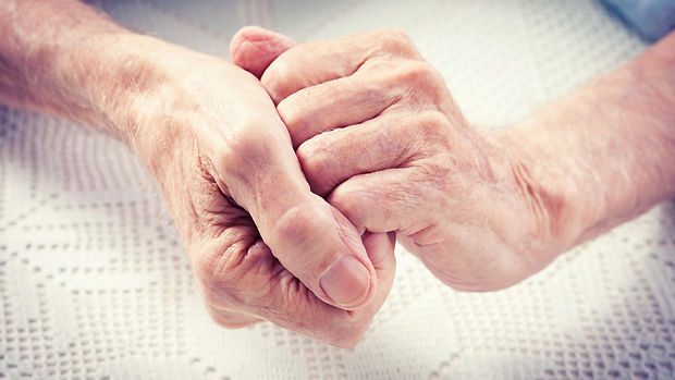 arthritis in the fingers & hands