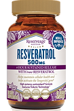 Resveratrol 500mg from Reserveage