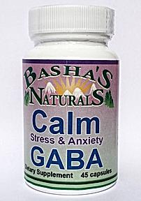 Calm GABA