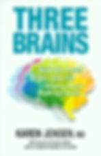 Three Brains book