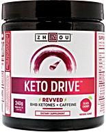 Zhou Keto Drive powder