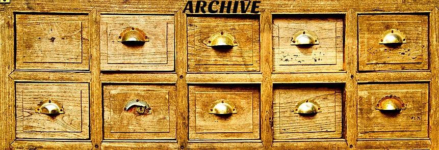 archive draws
