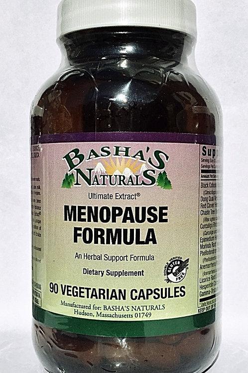 Menopause Formula from Basha's Naturals