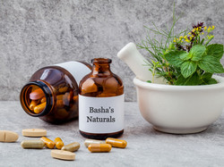 vitamins & herbs