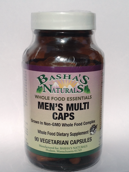 Men's Multi Caps from Basha's Naturals