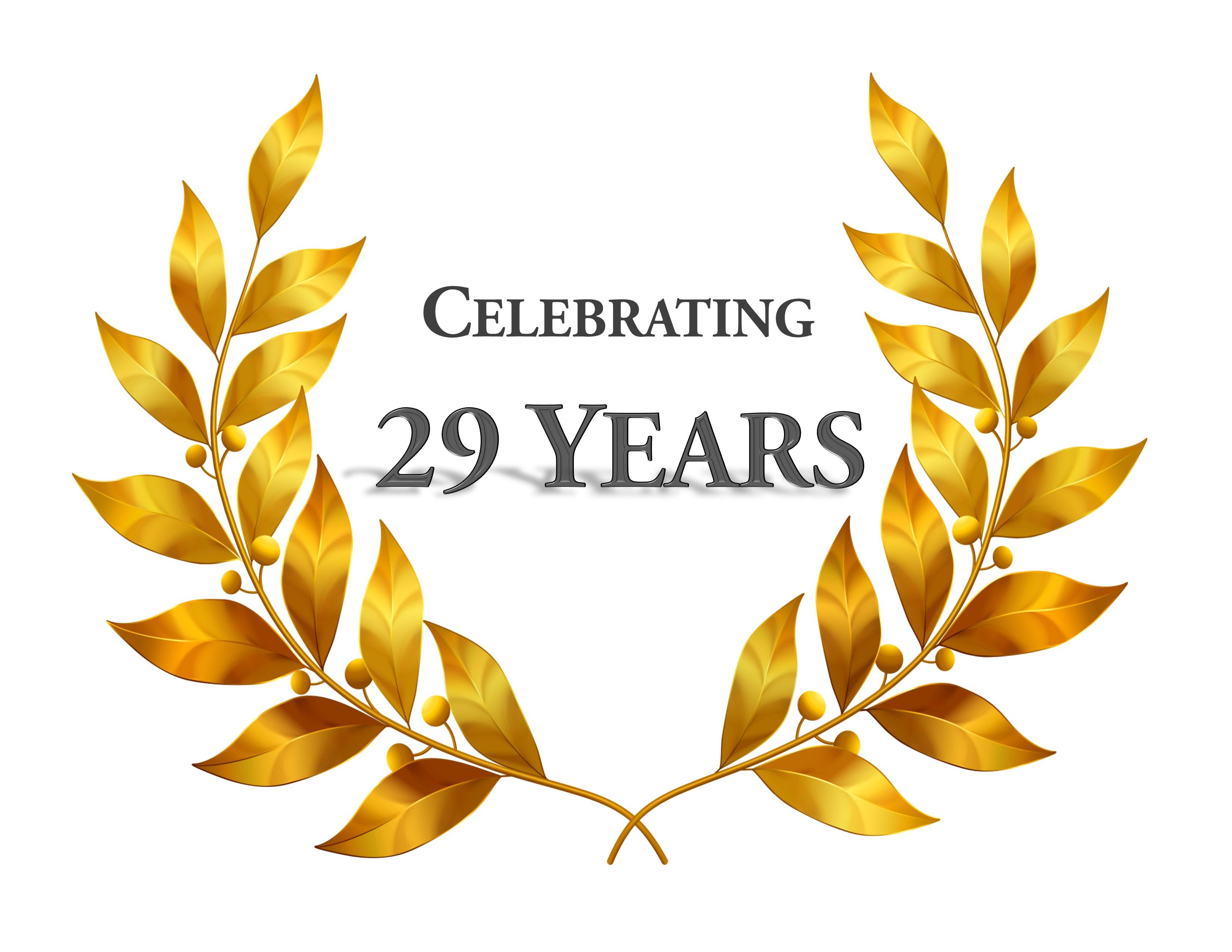 Celebrating 29