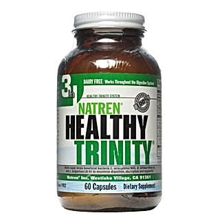 Healthy Trinity from Natren