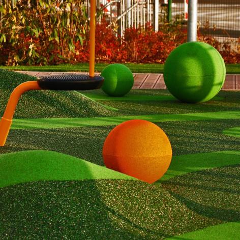 Playtop Spheres