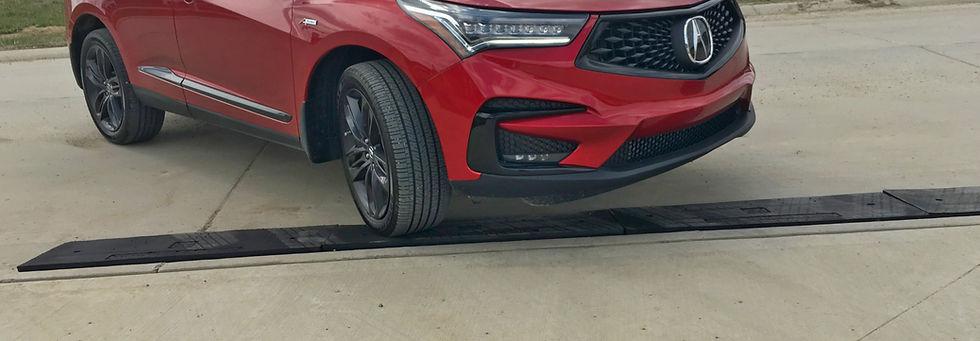 Acura Curb Ramp Slide