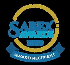 SABEX Award recipient.png