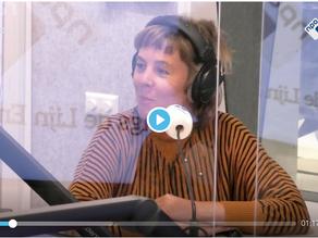 Emke Idema over het Omhelzingspakket op NPO1 radio (22.45)