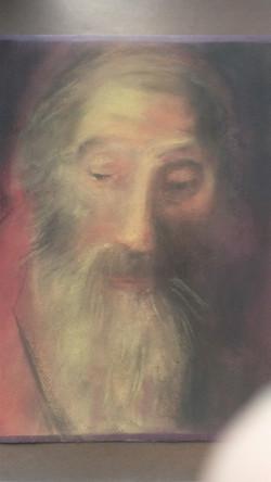 Le retour du Fils Profigue Rembrandt - Caroline