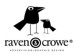 Raven & Crowe ® Logo