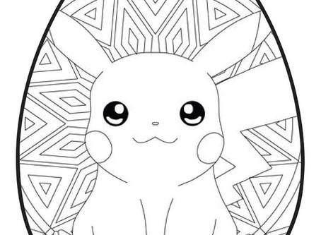 Pokemon Color Pages!