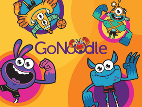 Kids: Go Nuts for GoNoodle!