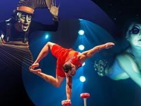 "Cirque Du Soleil presents: ""Let's Stay Connected"""