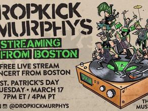 Dropkick Murphys Live!