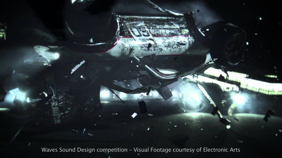 Game Audio Test Video Package   SOUND DESIGNER   Running Time: 0:46 min April 2015  Project completed during my time at Vancouver Film School in the Sound Design for Visual Media program. We had 24 hours to put a pre-selected library of 36 sounds to picture.