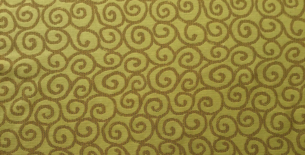 Green and Brown Swirl