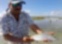 Enrique Torres of Aquarius Fishing in Cozumel Mexico