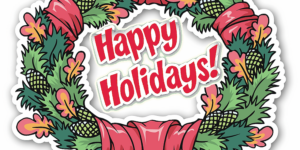 Happy Holidays Quad Series