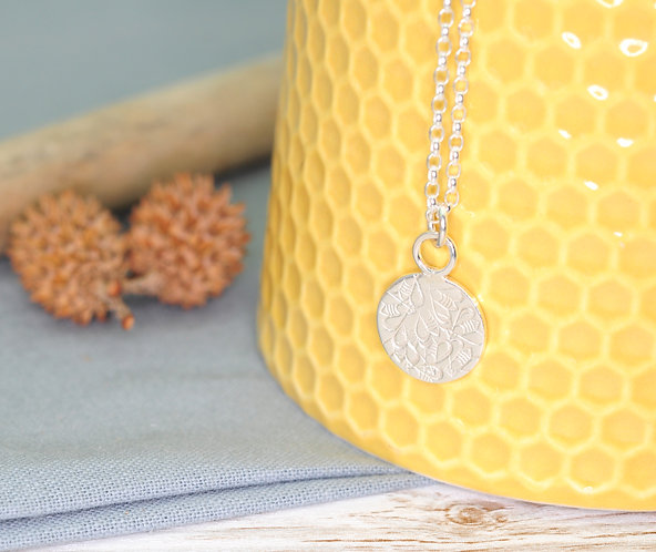 Manchester Beehive Necklace