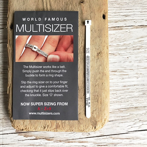 Ring Multisizer - Find your ring size easily!