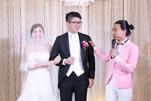 太子 始創中心 譽宴 婚禮司儀Oliver MC Oliver 香港司儀Oliver 澳門司儀Oliver 自拍 新人 氣氛高手 婚禮達人