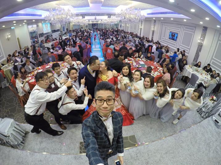 九龍灣 megabox 百樂門 hk wedding hk mc macau mc macou 香港婚禮司儀 澳門婚禮司儀
