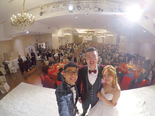 牛頭角 Clubone 海濱長廊 婚禮司儀Oliver MC Oliver 香港司儀Oliver 澳門司儀Oliver 自拍 新人 氣氛高手 婚禮達人