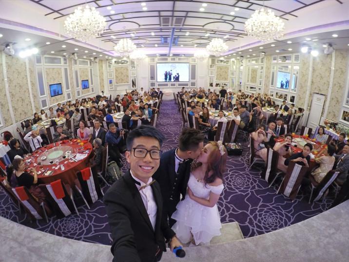 荃灣 大鴻輝中心 彩福 hk wedding hk mc macau mc macou 香港婚禮司儀 澳門婚禮司儀