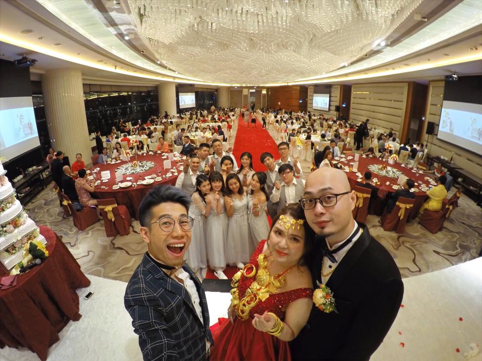 澳門 皇冠假日酒店 crown plaza macau hk wedding hk mc macau mc macou 香港婚禮司儀 澳門婚禮司儀
