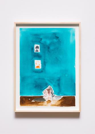 Harte, Brian - BrH17.09.35 - Blue interi