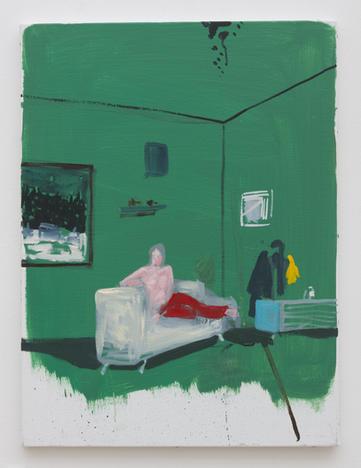 Harte, Brian - BrH17.09.21 - Interior II