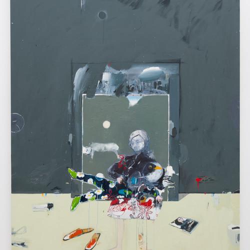 Harte, Brian - BrH17.09.10 - Blackbird -