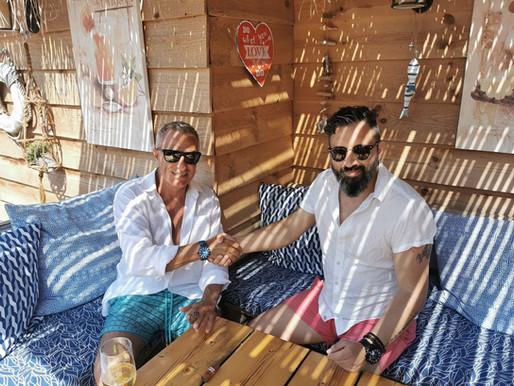"""Едно искрено интервю от кухнята на Слънчев Бряг с Димитър Терзийски, собственик на """"Викинг Бийч Бар"""""""
