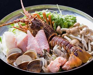 【魚天の新宴会!伊勢海老コース!🍤】