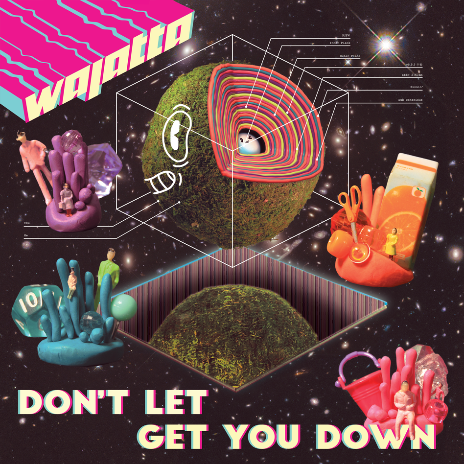 Don't Let Get You Down - 2019